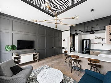 Дизайнерский ремонт квартир в СПБ