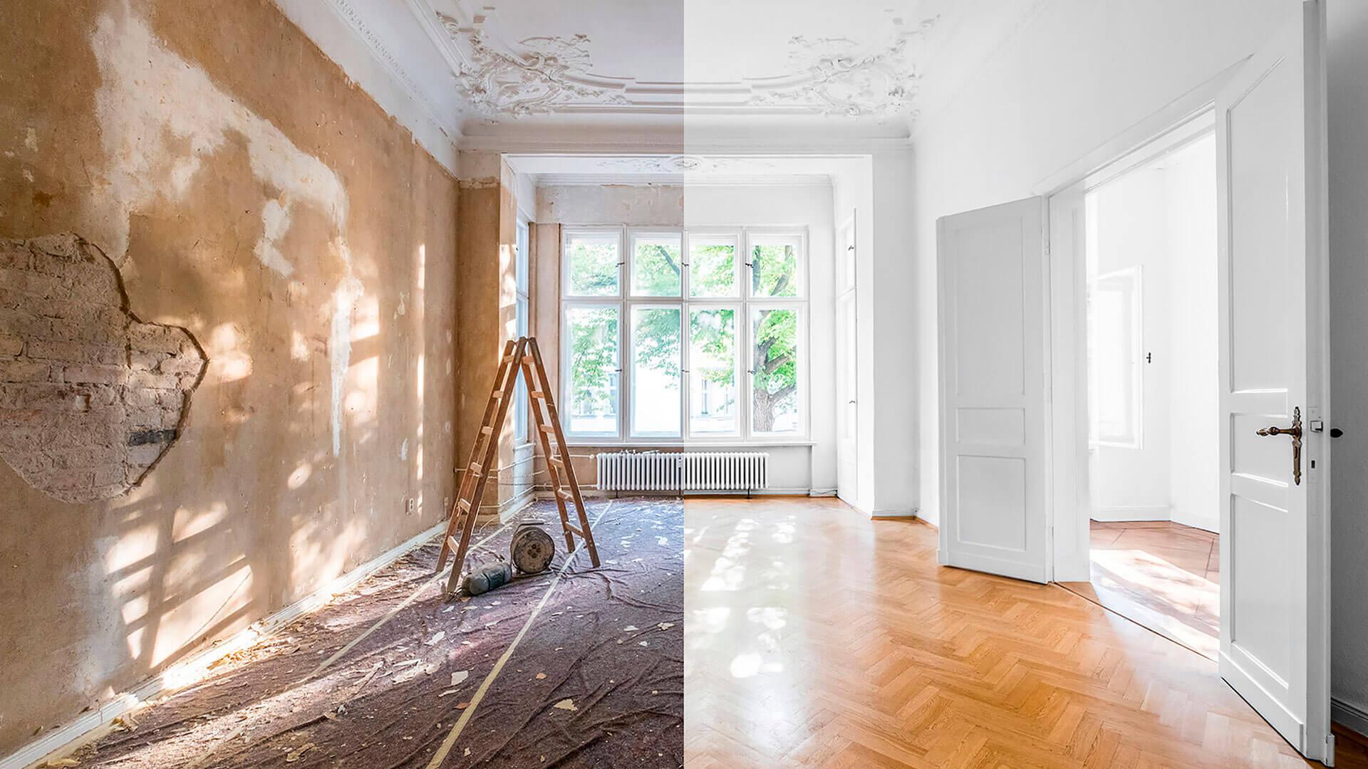 Капитальный ремонт квартир СПб