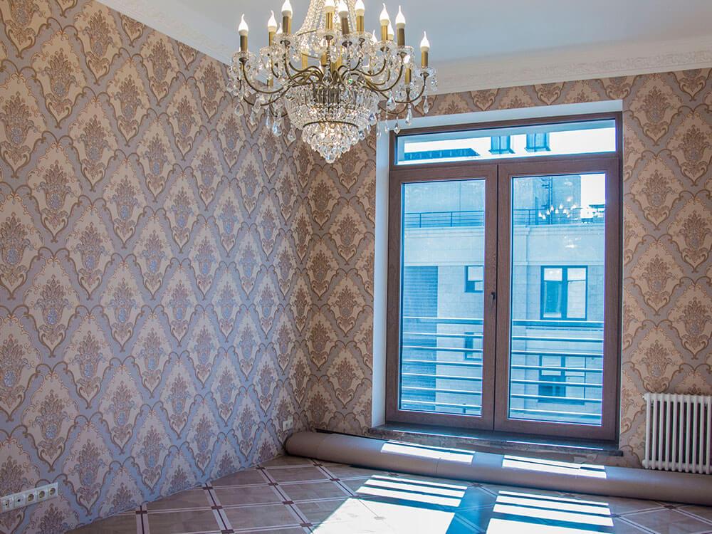 Ремонт квартиры на Крестовском