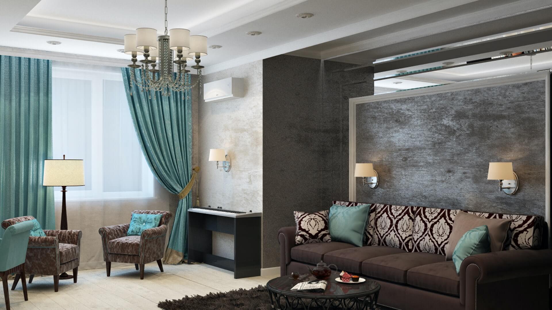 Дизайн квартир в новостройке